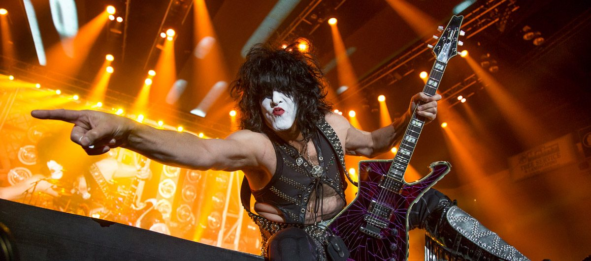 Happy B-Day Paul Stanley!