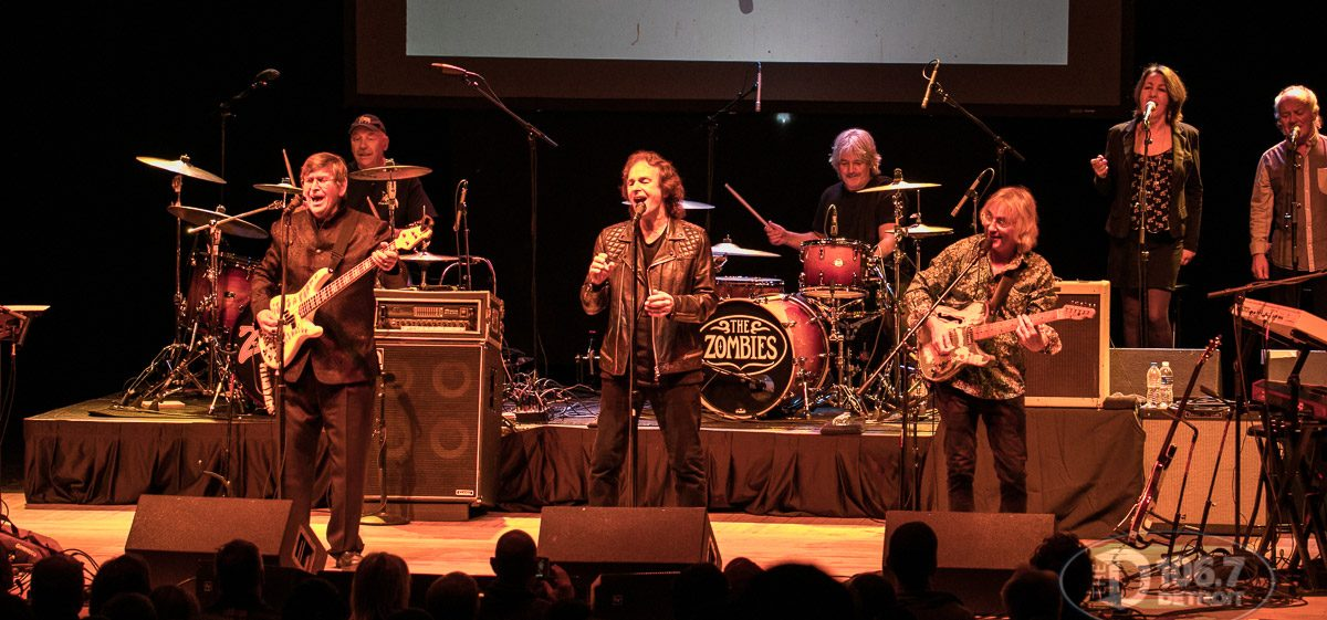 The Zombies at Royal Oak Music Theater