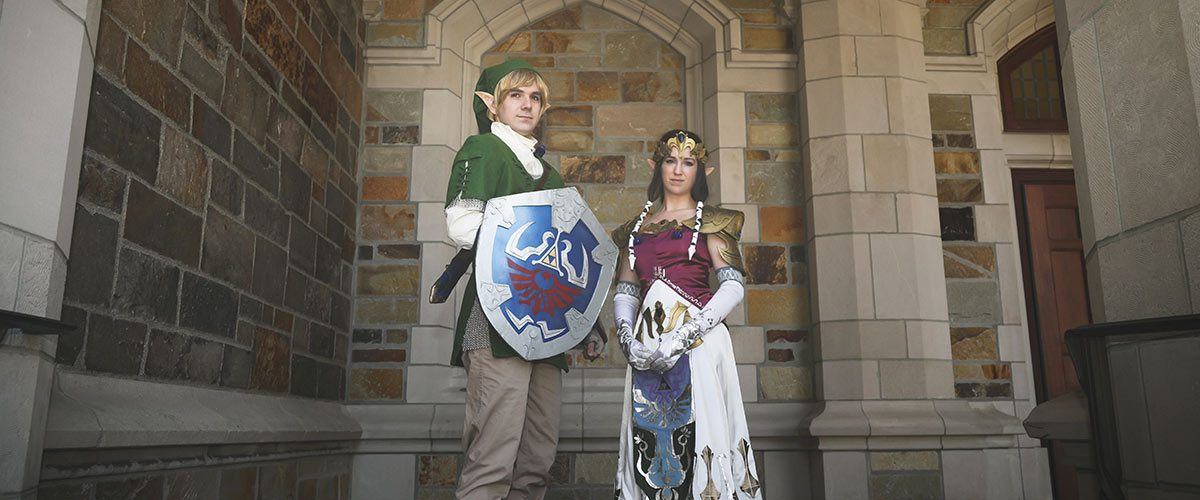 Zelda Twilight Princess Photoshoot