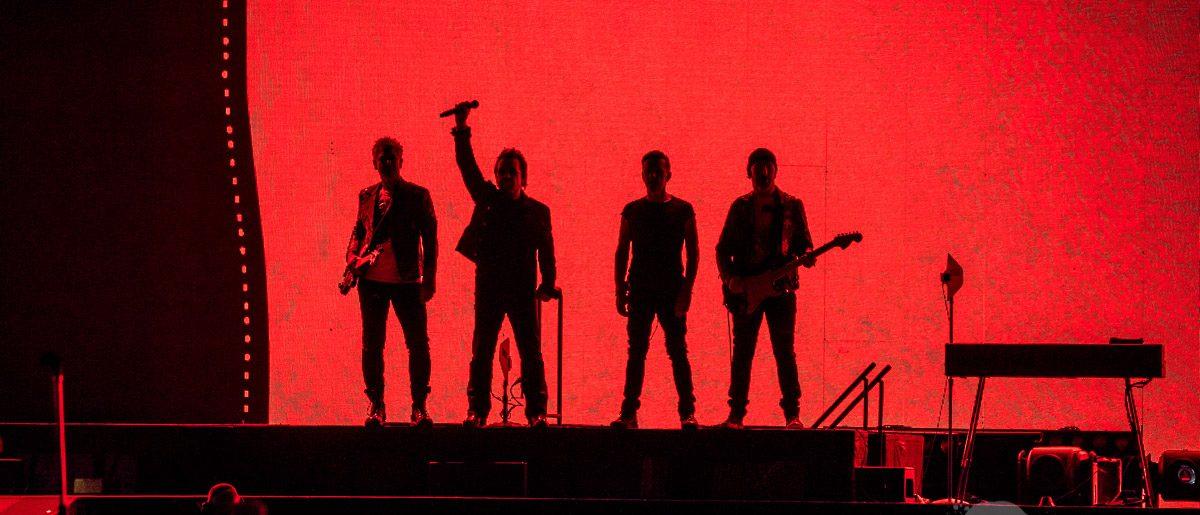 U2 in Detroit