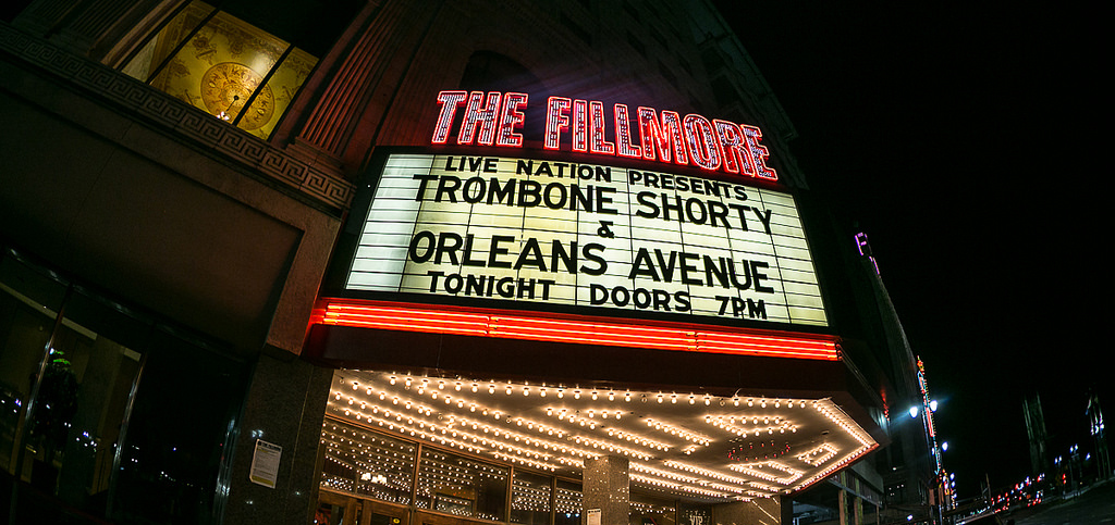 Vintage Trouble + Trombone Shorty