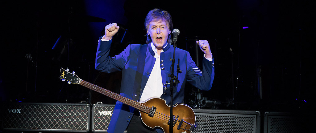 Paul McCartney in Detroit