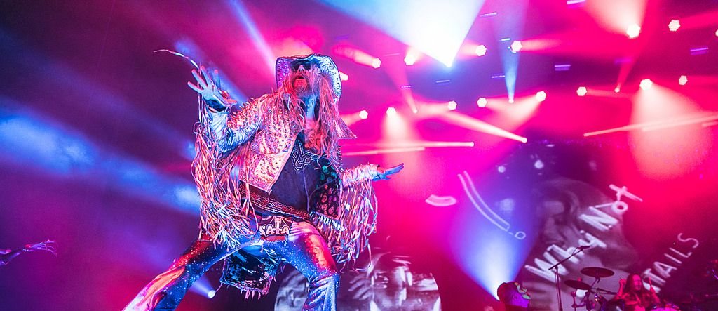 Rob Zombie + more at DTE