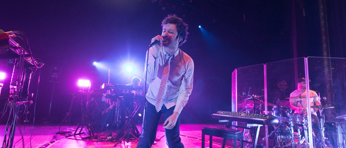 Passion Pit at ROMT