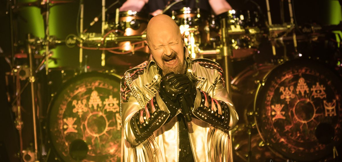 Judas Priest at The Masonic