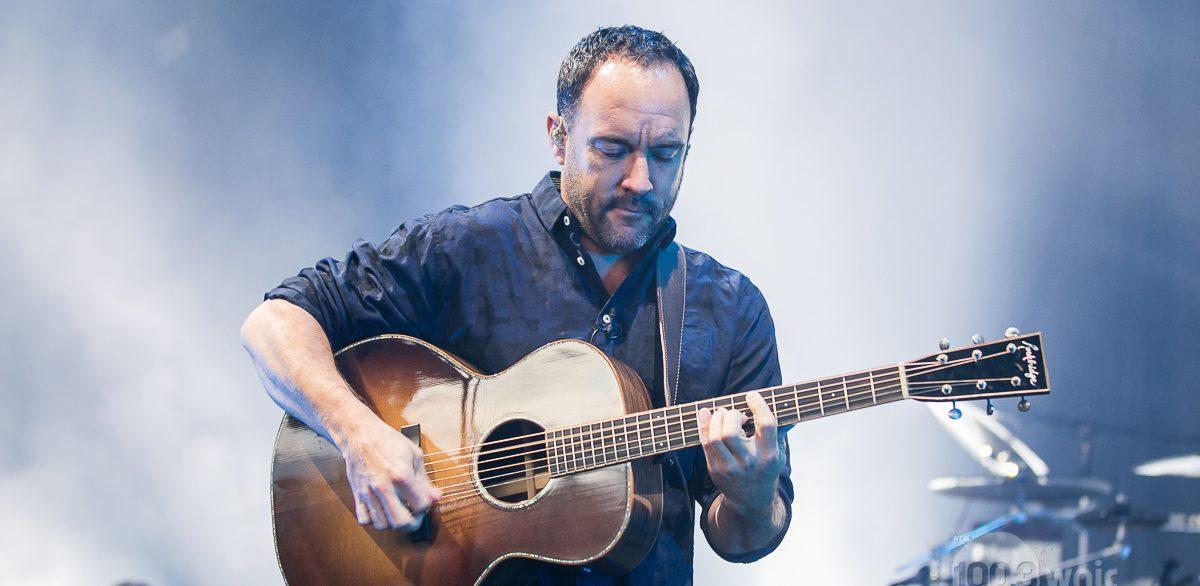 Dave Matthews Band at DTE