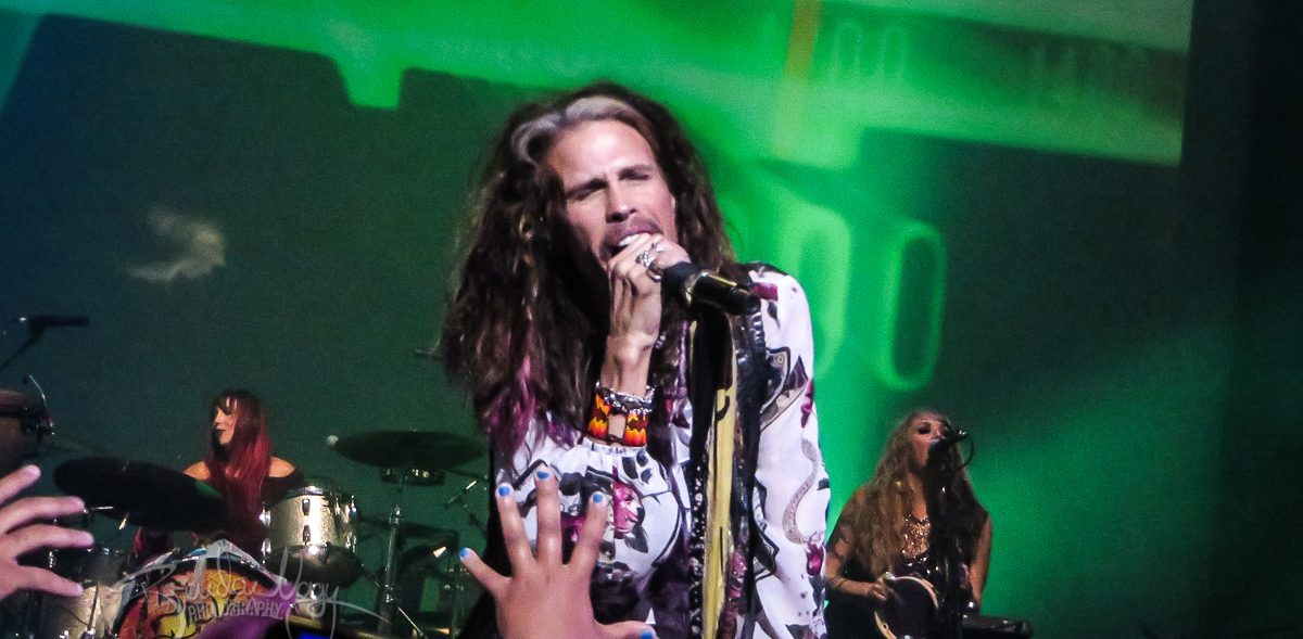 Steven Tyler at SoundBoard