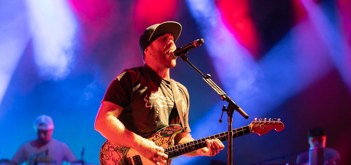 Slightly Stoopid perform at Meadow Brook