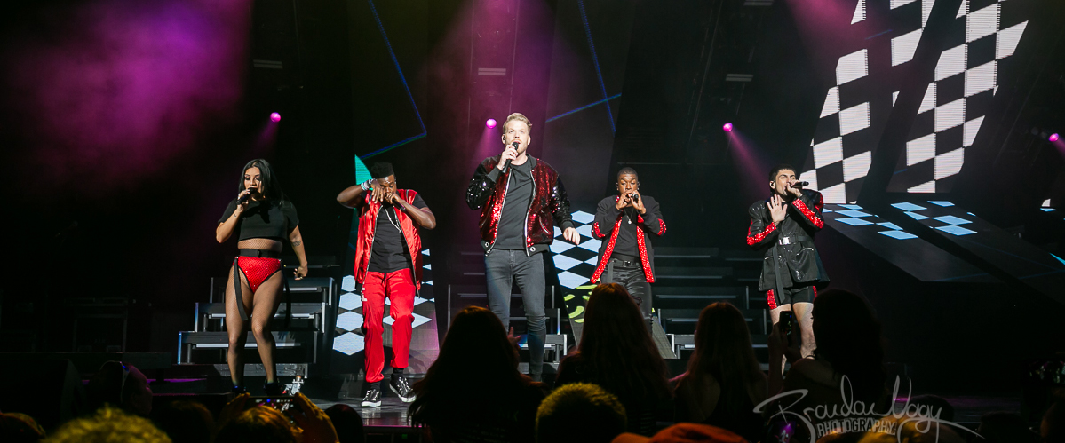 Pentatonix at DTE Clarkston