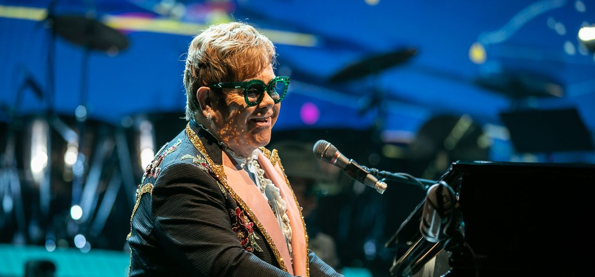 Elton John, Opening Night at LCA