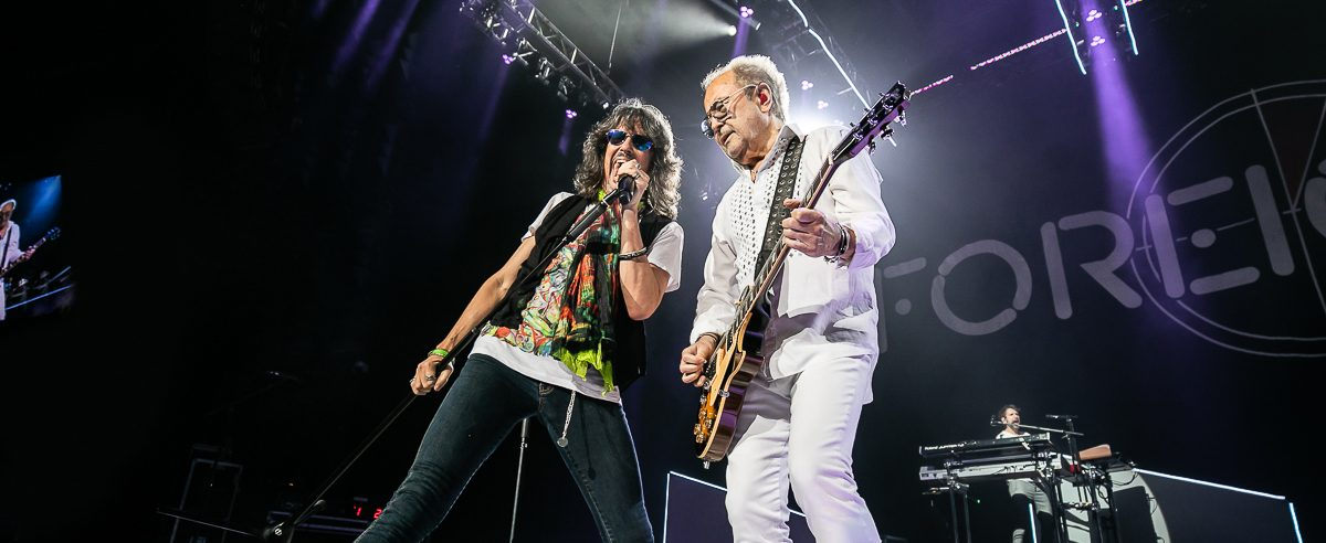 Foreigner and Jason Bonham