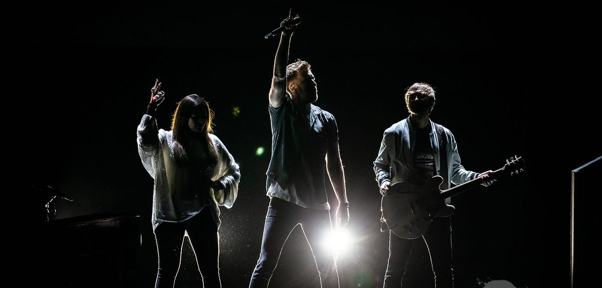 Lady Antebellum at DTE