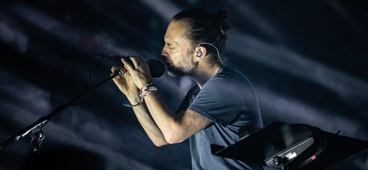 Thom Yorke, Radiohead at Litte Caesars Arena