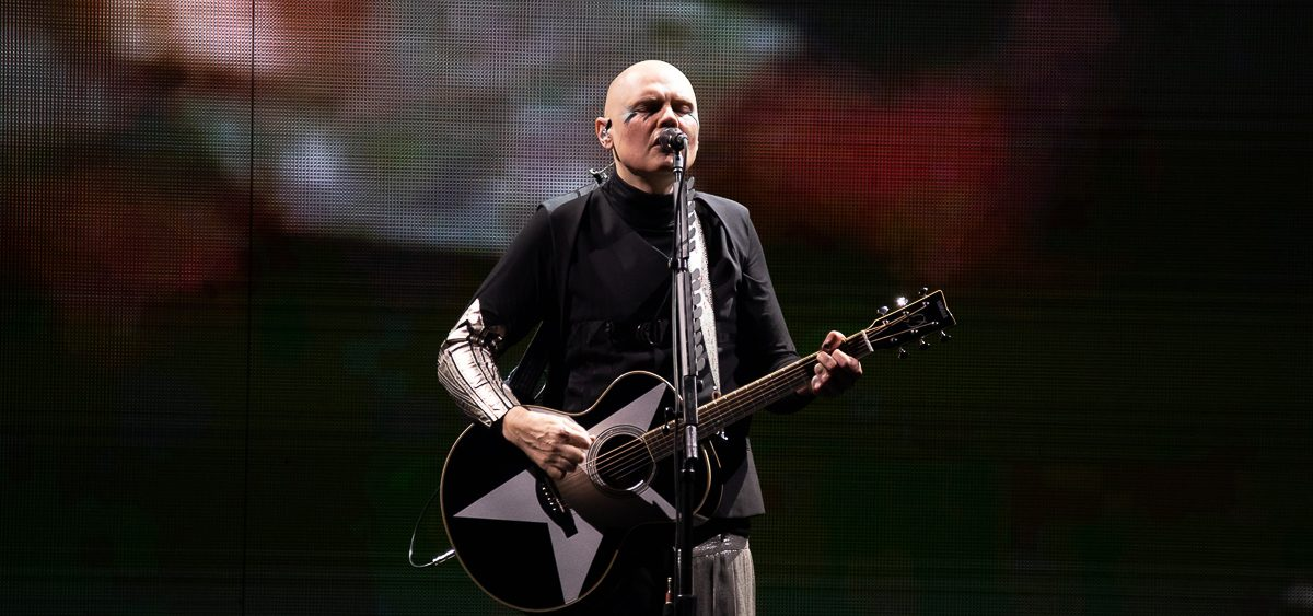 Smashing Pumpkins with Metric at Little Caesars Arena