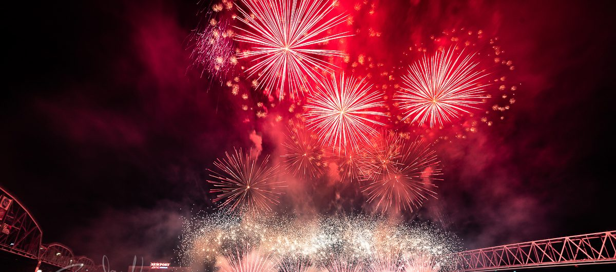 WEBN Fireworks and Riverfest 2018
