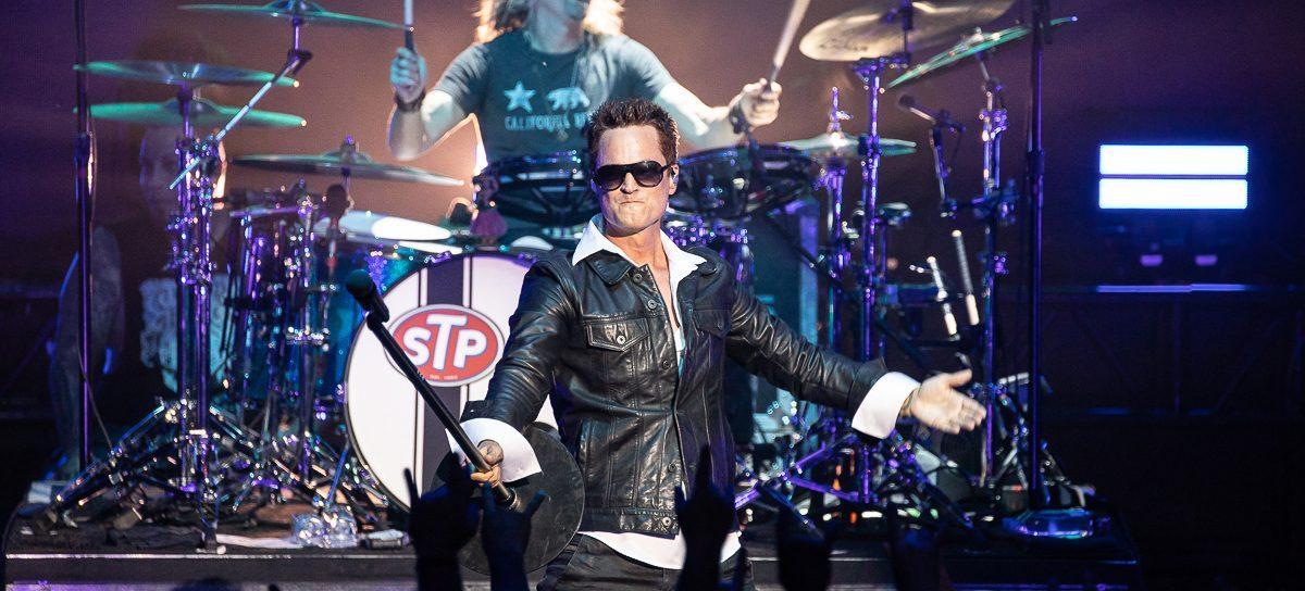 Jeff Gutt, Stone Temple Pilots Concert