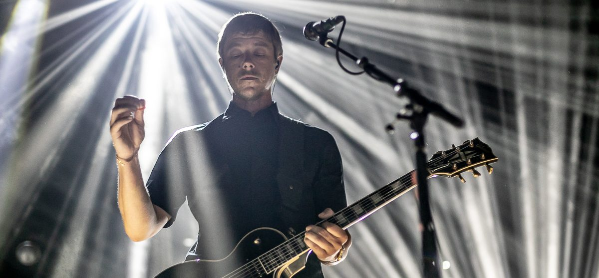 Paul Banks of Interpol at Royal Oak Music Theatre