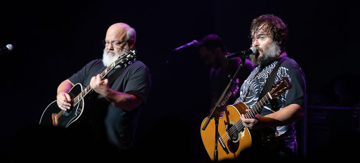 Tenacious D Returns To Detroit