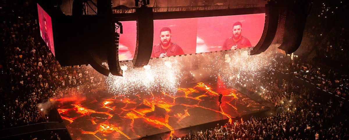 Drake returns to Detroit with Migos at LCA
