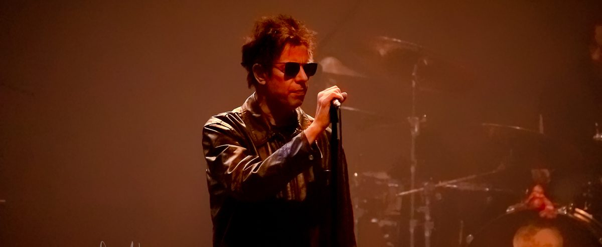 Echo And The Bunnymen in Detroit