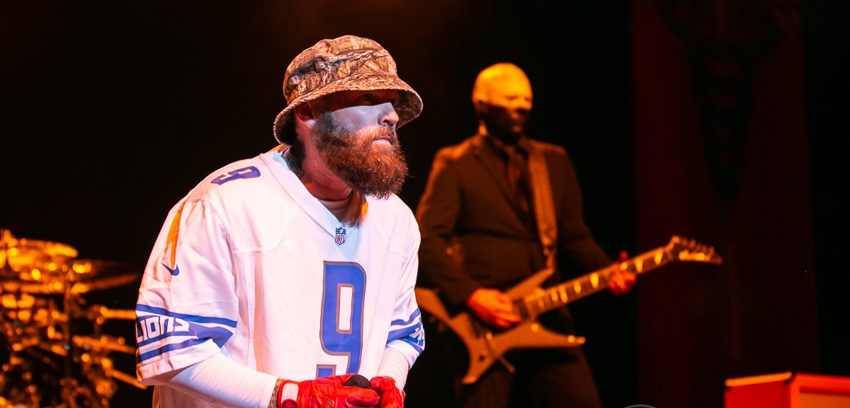 Limp Bizkit - Fred Durst and Wes Borland at Self Help Fest