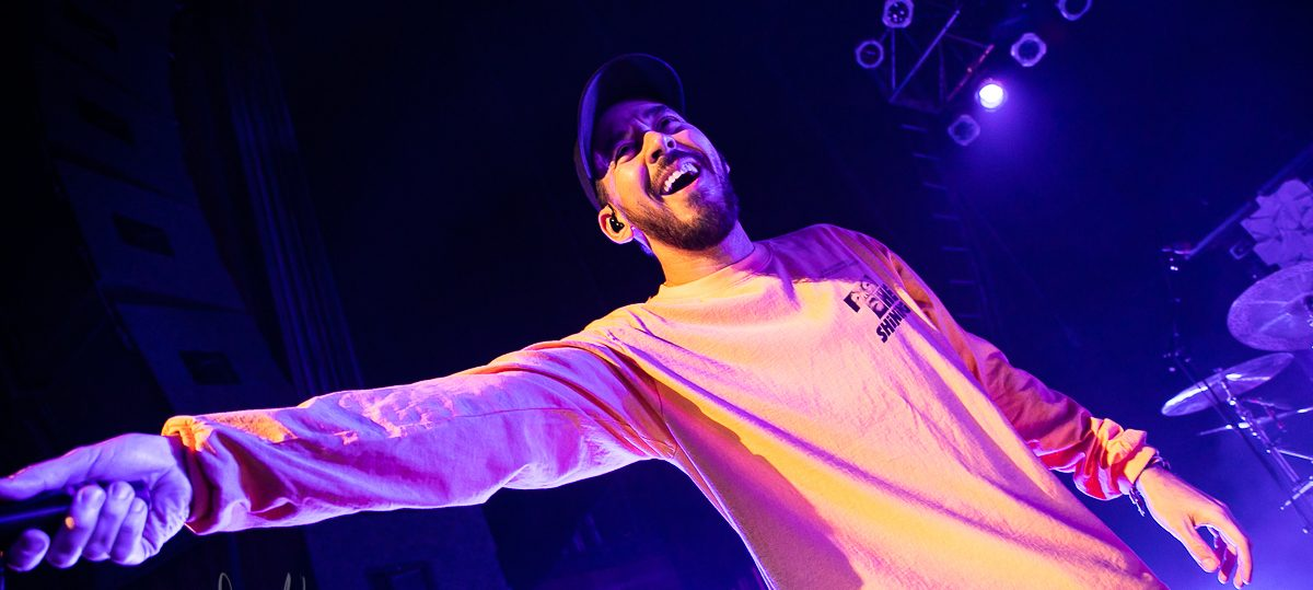 Mike Shinoda at The Fillmore