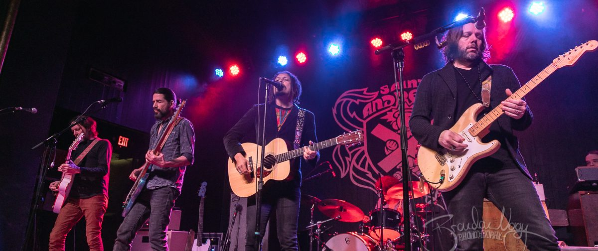 The Magpie Salute in concert, St. Andrews Hall, Detroit, USA - 25 Jan 2019