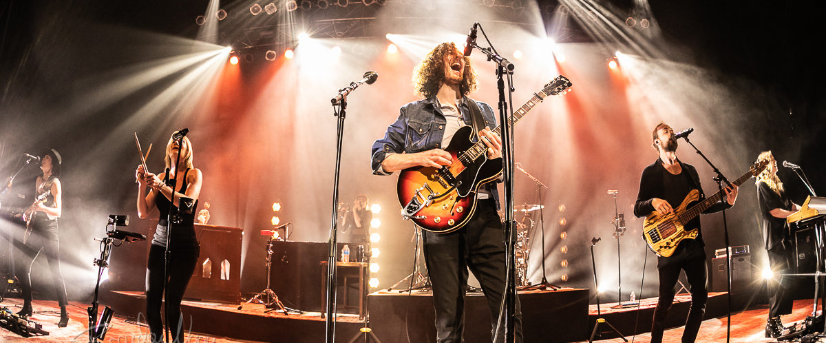 Hozier in concert at The Fillmore, Detroit, MI