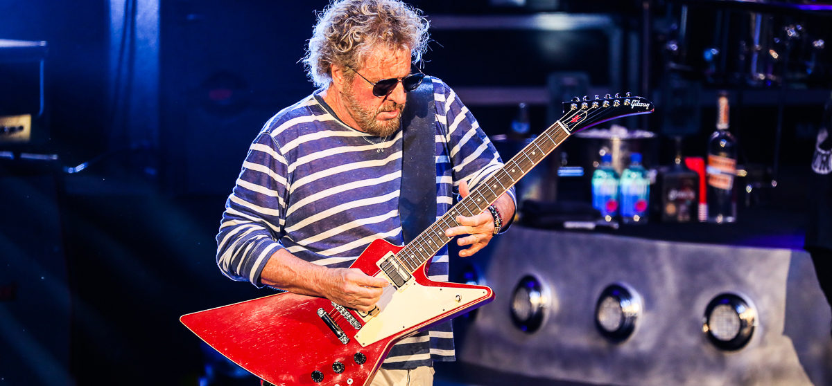 Sammy Hagar And The Circle at DTE Energy Music Theater - 2019-05-22