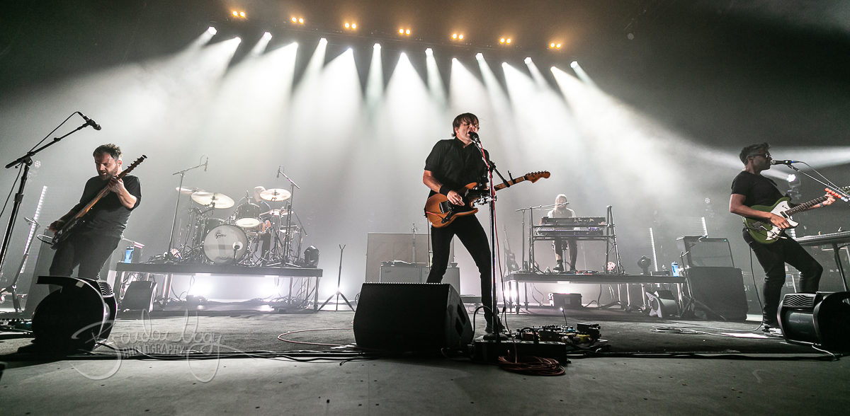 Death Cab For Cutie in Concert, Masonic Temple, Detroit, USA - 18 Jun 2019