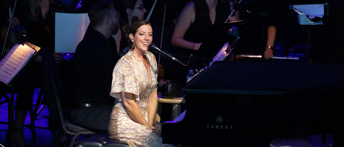 Sarah McLachlan in concert, Meadow Brook Amphitheatre, Rochester Hills, USA - 10 Aug 2019
