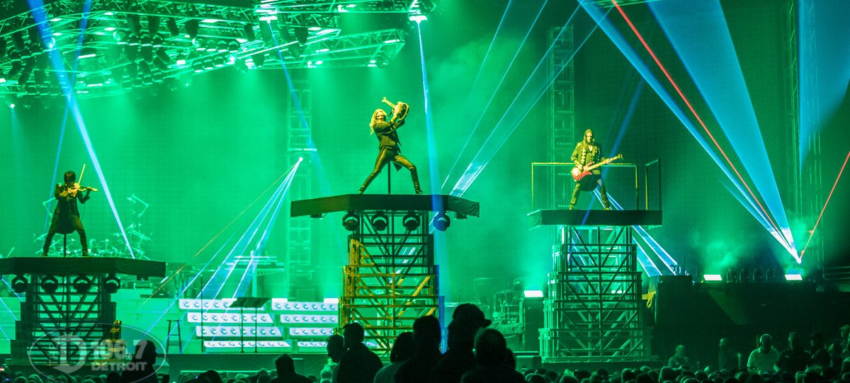 The Trans-Siberian Orchestra at The Palace