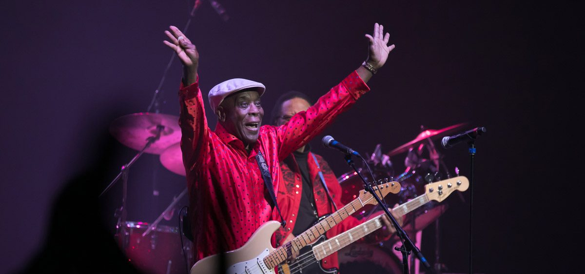 Experience Hendrix Tour at Fox Theatre