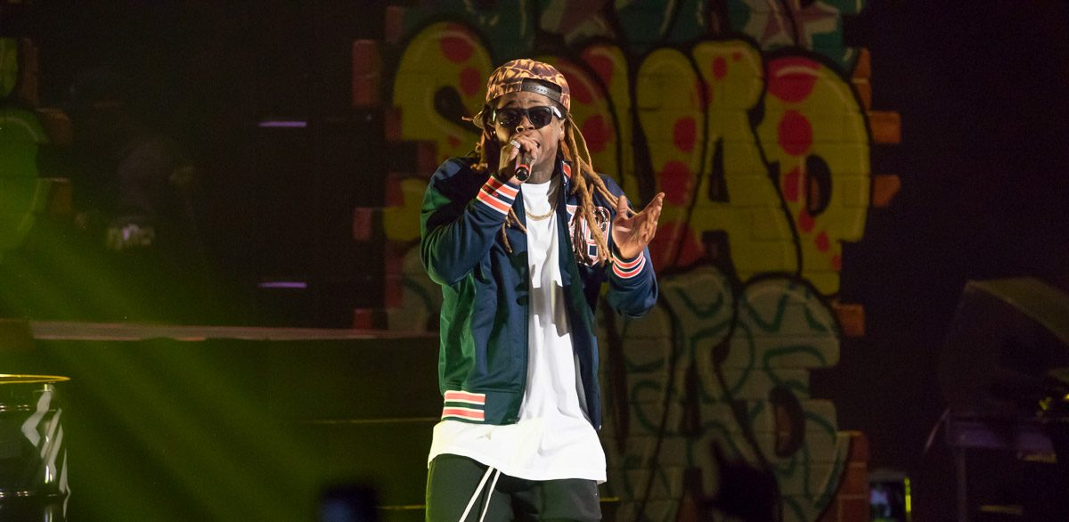 Lil Wayne at Fox Theatre