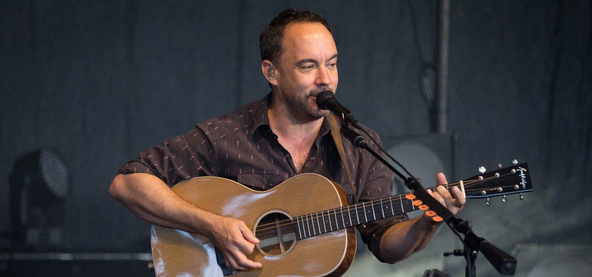 Dave Matthews at DTE