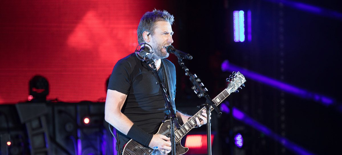 Nickelback at DTE