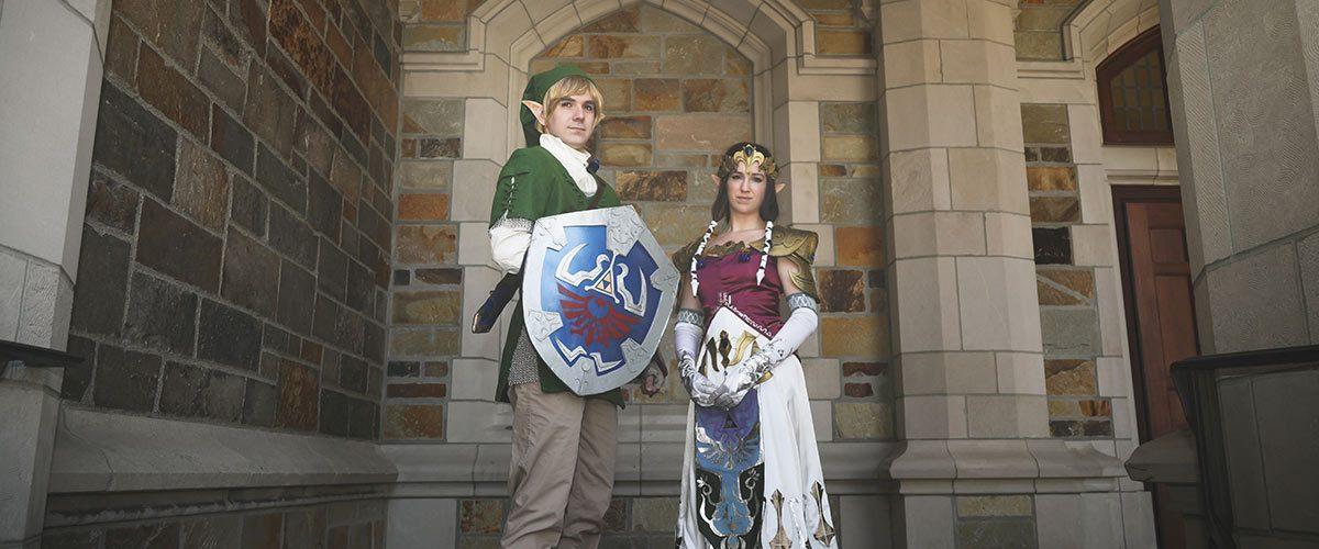 Zelda Twilight Princess Photoshoot