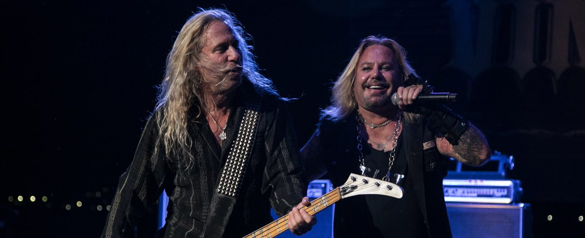 Vince Neil, Great White and Autograph