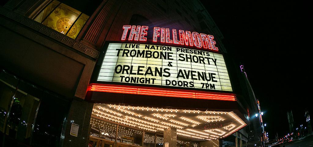 Vintage Trouble + Trombone Shorty