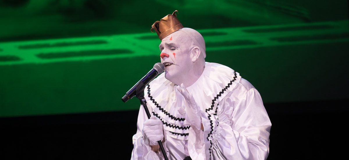 Puddles Pity Party at ROMT