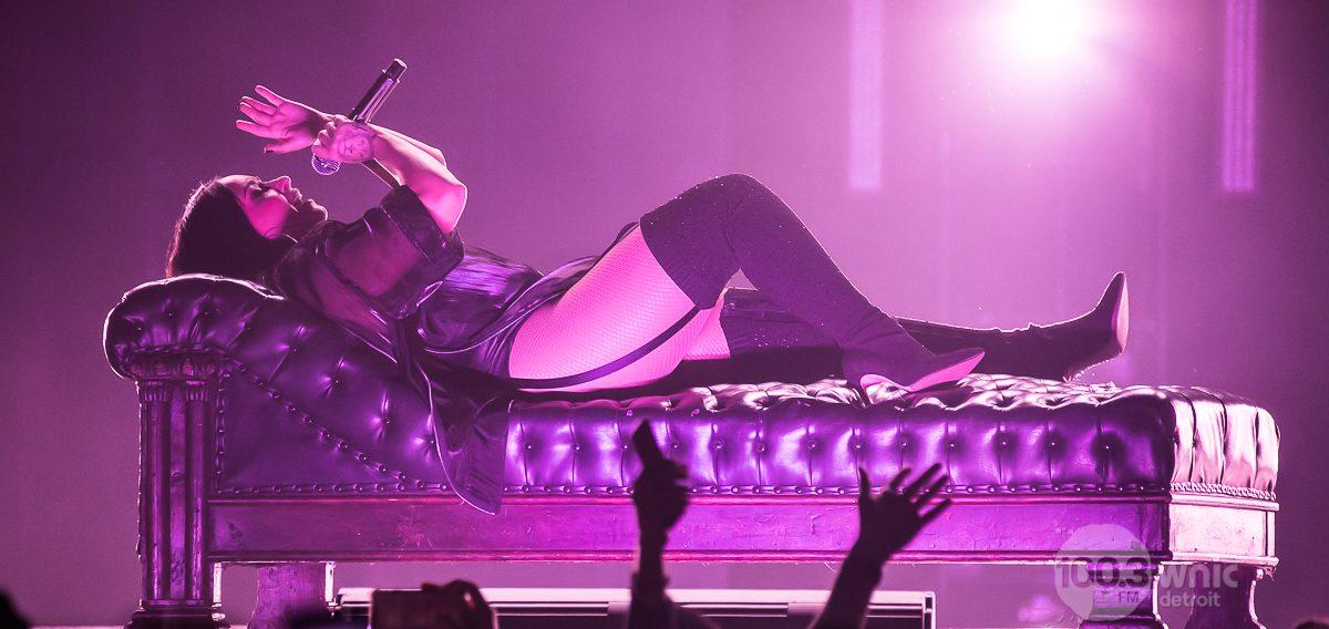 Demi Lovato at LCA