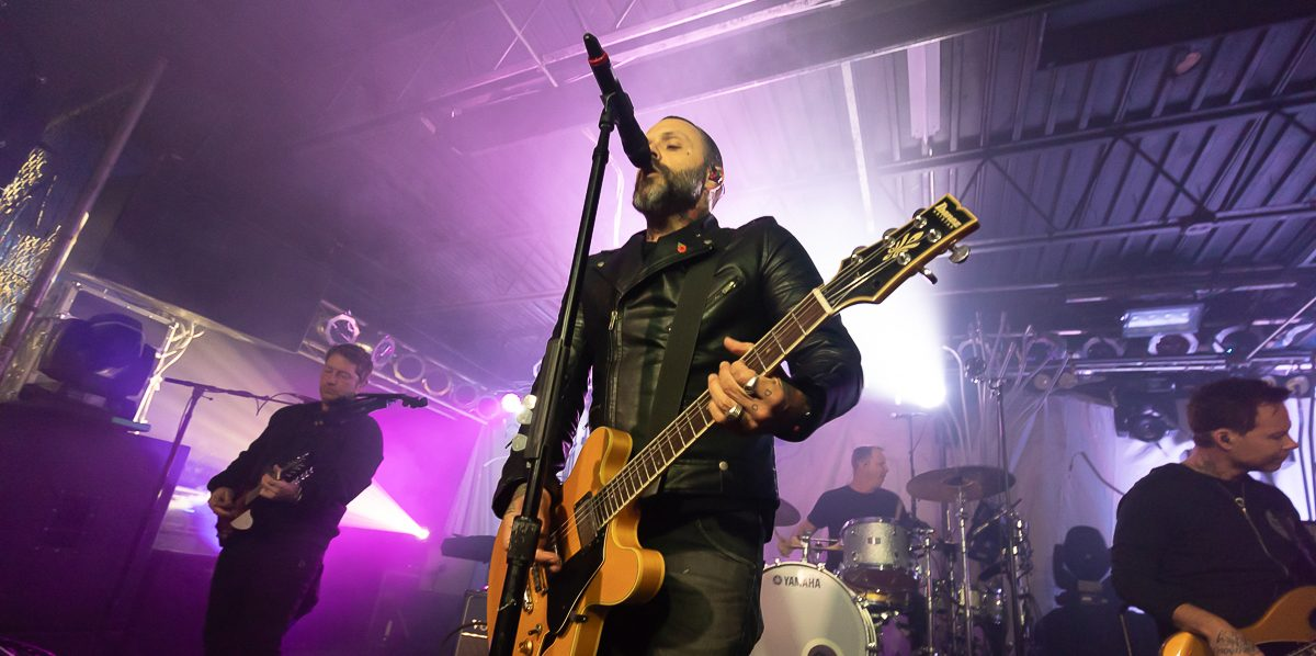 Blue October at The Machine Shop