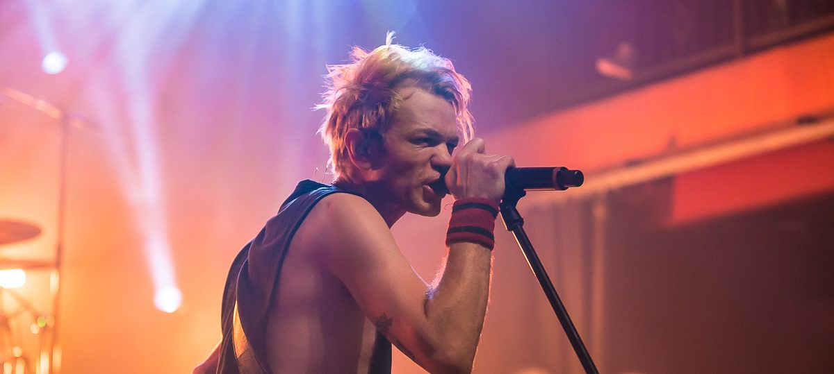 Sum41 at The Crofoot
