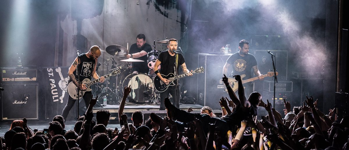 Rise Against at St. Andrews