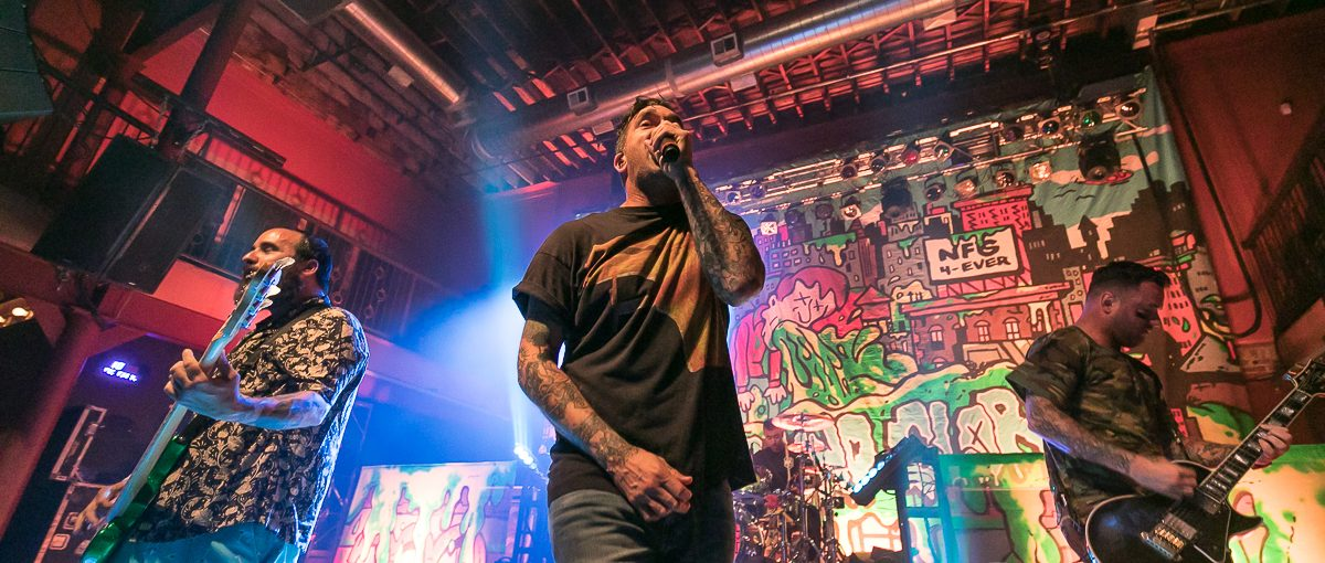 New Found Glory at The Crofoot
