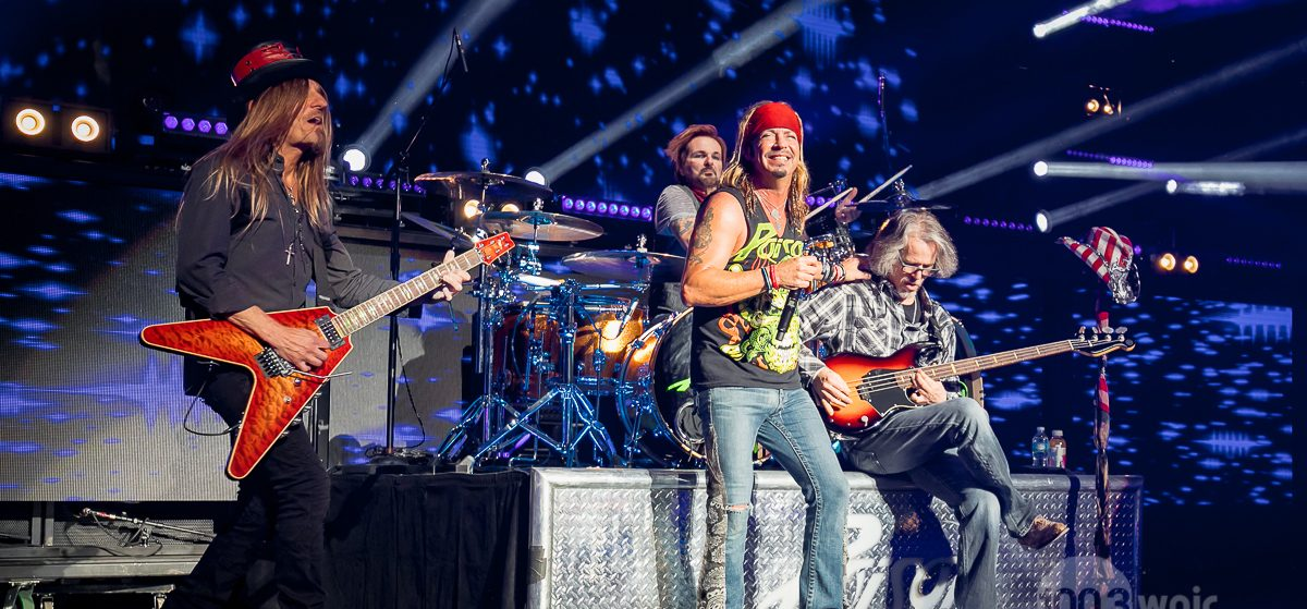 Poison, Cheap Trick and Pop Evil
