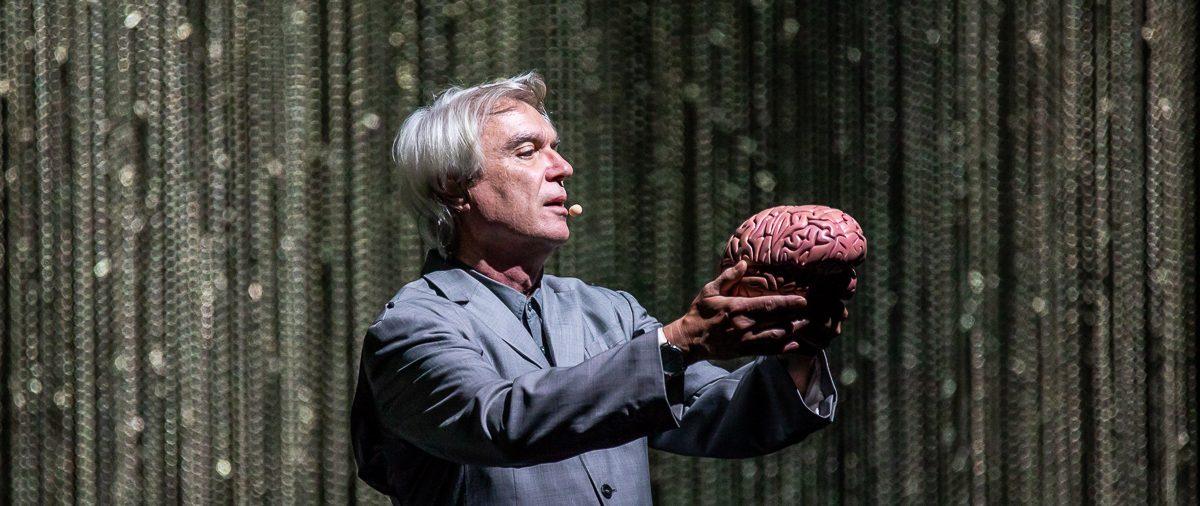 David Byrne at Fox Theatre Detroit