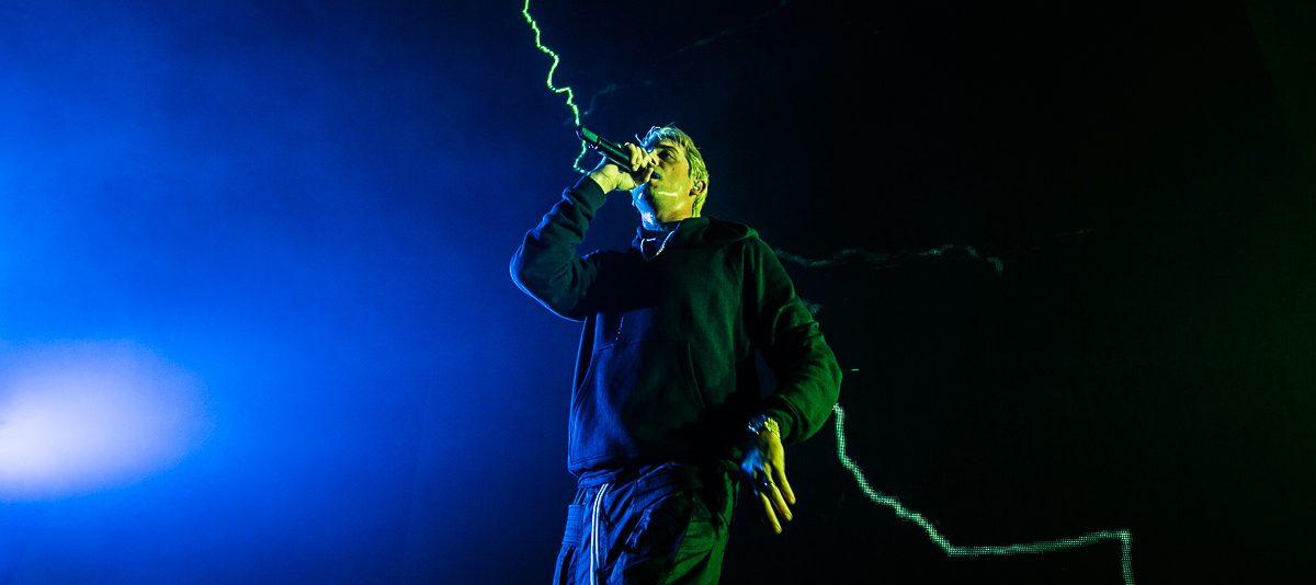 G-Eazy Concert at DTE
