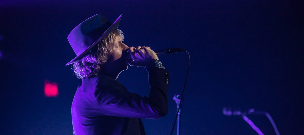 Beck at Fox Theatre