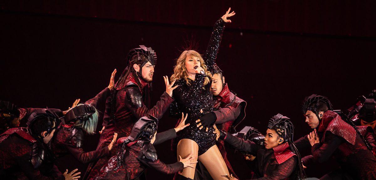 Taylor Swift's Reputation Stadium Tour